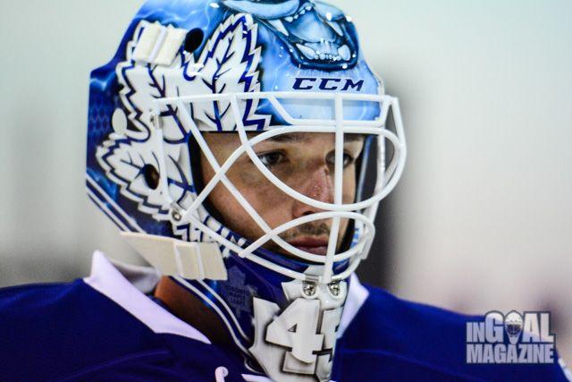 Jonathan Bernier Leafs