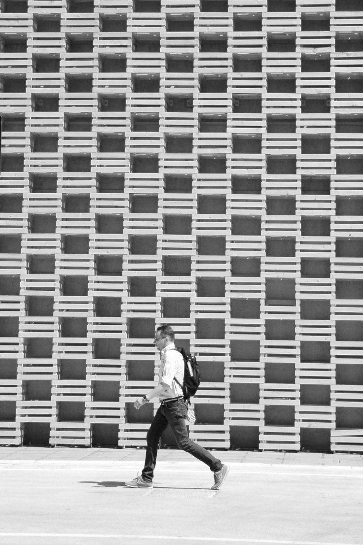 #ExpoMilan #Black&white #walking #urbanlife