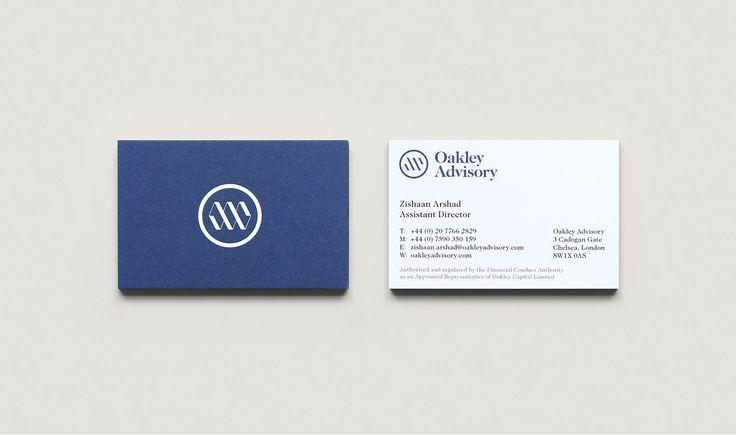 Oakley Advisory - Digital - Mobile Website Design - Steve Edge Desgin