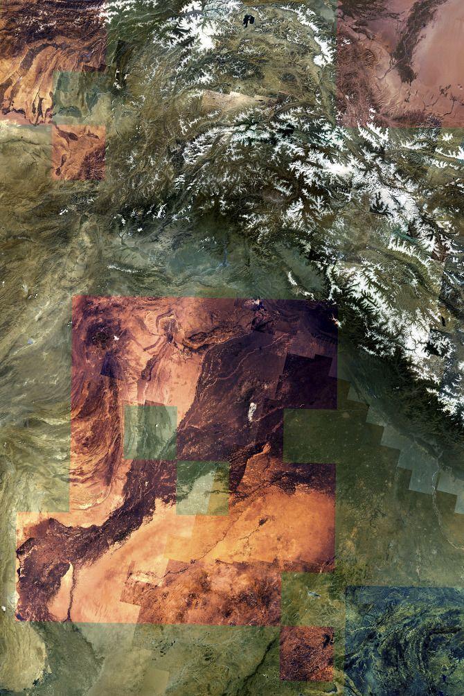 David Thomas Smith - Arecibo - Iron Age