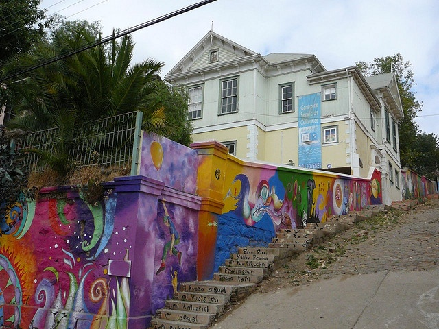 Cerro Alegre, Valparaíso / Chile