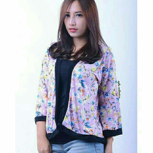 Saya menjual Flower Kimono Outer Purple seharga Rp116.000. Dapatkan produk ini hanya di Shopee! http://shopee.co.id/deventostore/4286627 #ShopeeID