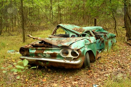 Early Chevy Corvair