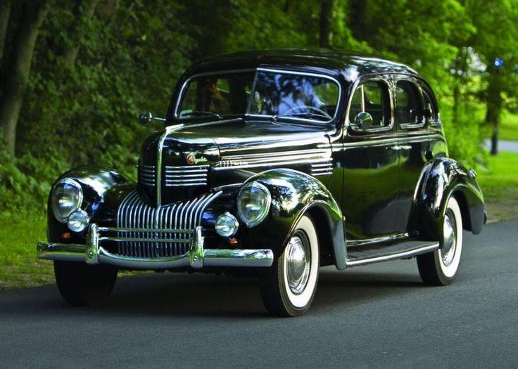 1939 Chrysler New Yorker Sedan
