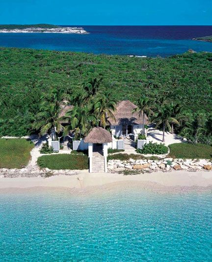 Musha Cay at Copperfield Bay : Exuma Cays : Bahamas Villas - Caribbean Villas