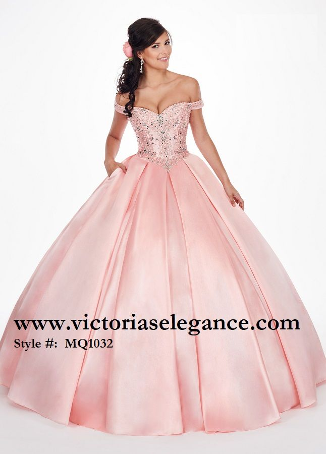 04bd7d286f Romantic Dupioni gown with a delicately beaded bodice