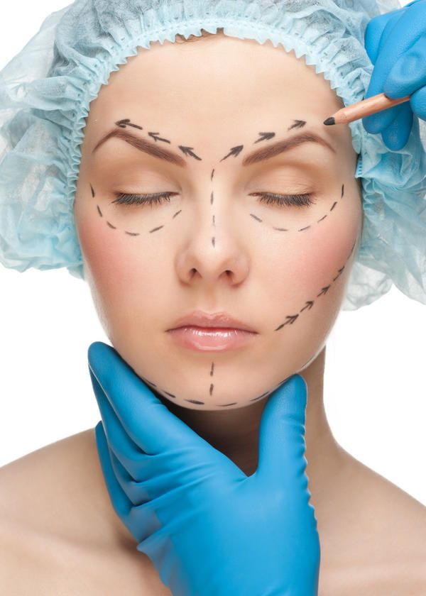 Various Types of Facial Cosmetic Surgery for Women
