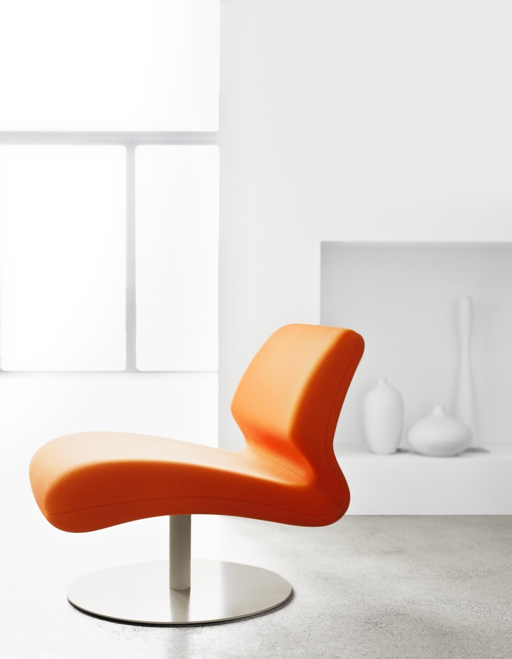 Attitude Chair By Morten Voss.
