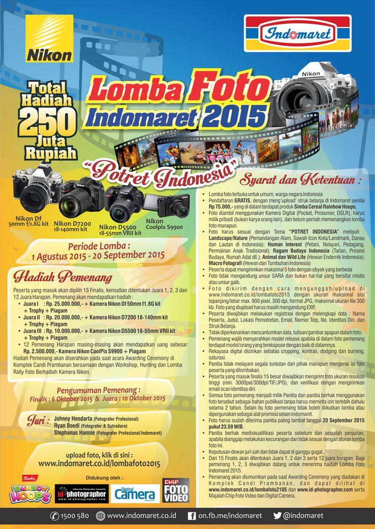 Indomaret Official - Lomba Foto Indomaret 2015