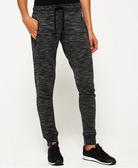 Superdry Fashion Lurex Joggers Grey