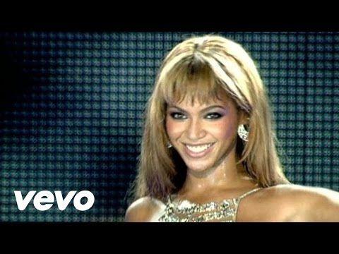 Beyoncé - Dangerously In Love (Live) - YouTube