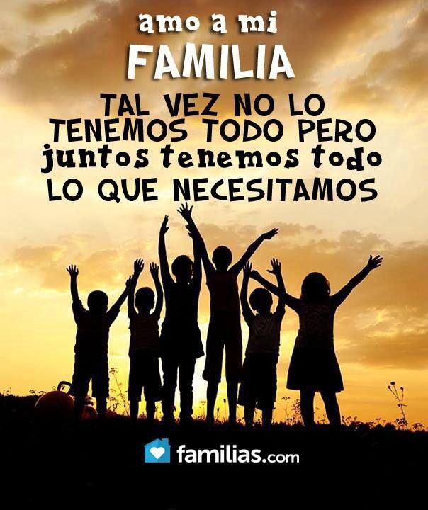 A Mi Familia