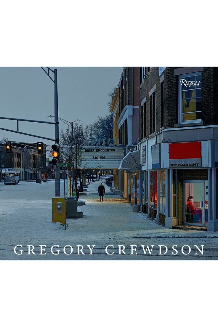 From Gregory Crewdson comes this long-awaited and stunning monograph, an essential collection of both his most lauded photographs and lesser-known gems. Storied series like Beneath the Roses and Sanctuary are featured prominently, along with a lesser-known set of haunting, black-and-white firefly images that make the tour through the tome's 400 pages well worth it.   - Veranda.com