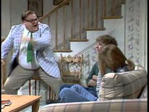 Chris Farley Modivational Speaker who lives in a van down by the river.
