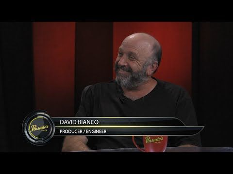 Producer/Engineer David Bianco - Pensado's Place #276