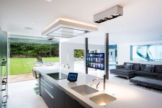 Home automation makes your life easier and comfortable.