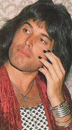 Freddie Mercury- Queen