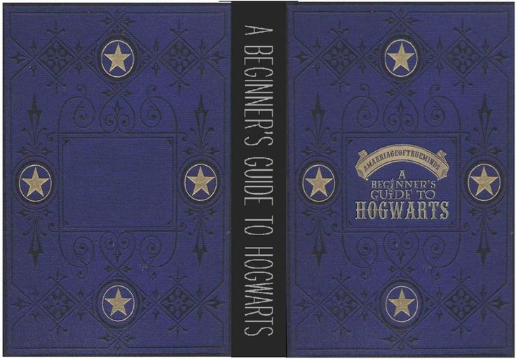 Harry Potter Book Cover Printable : Guide debutant poudlard g  harry potter