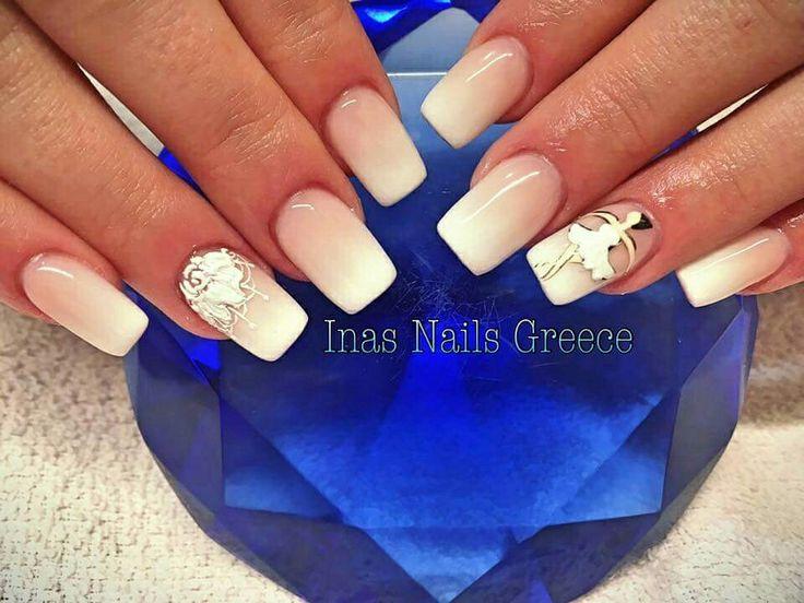 #babyboomer #ombrenails #frenchnails #chicnails #balerina #3ds #nailartdesign #handpaint ✌