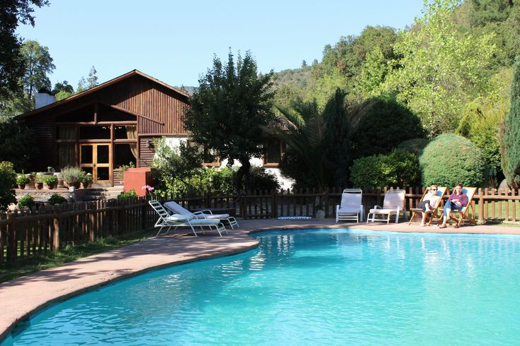 Mountain Lodge - Colchagua Valley - close to all wineries