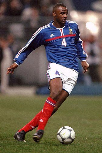 Patrick Vieira France #Viera #France #WorldCup