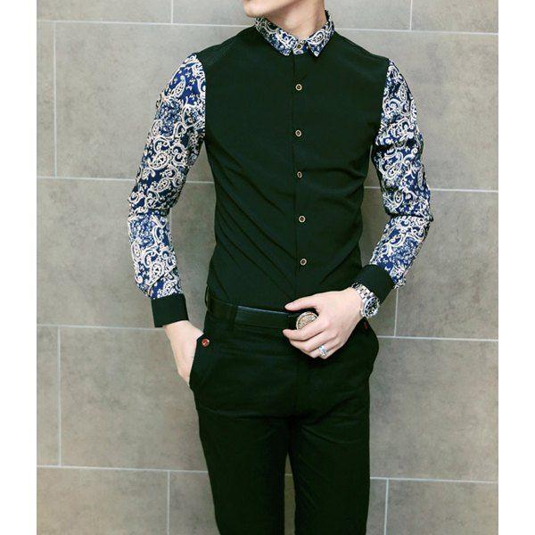 25 best mens batik images on pinterest dress shirts for Men s batik bay silk blend button down shirt