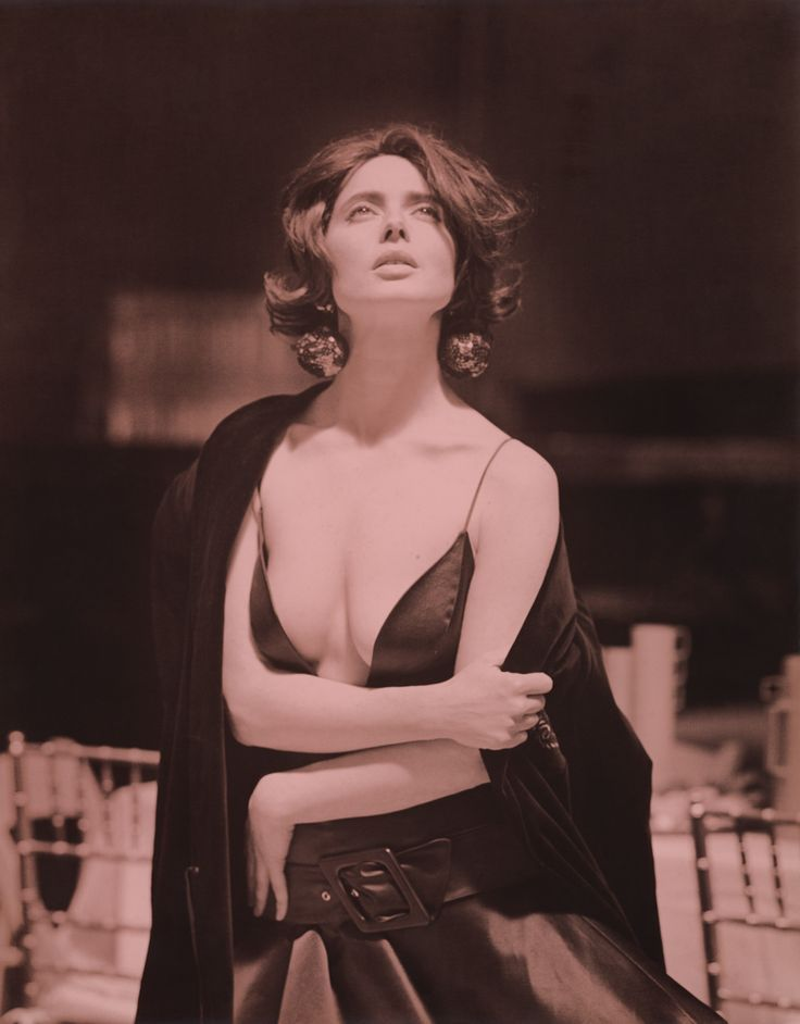Isabella Rossellini da Steven Meisel