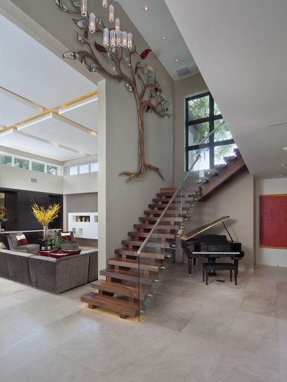 Miwa, Modern Staircase, Orlando