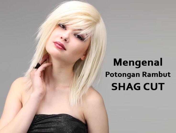 Mengenal Model Guntingan Rambut Shag Cut | Model Rambut Terbaru Dan Gaya Rambut 2016