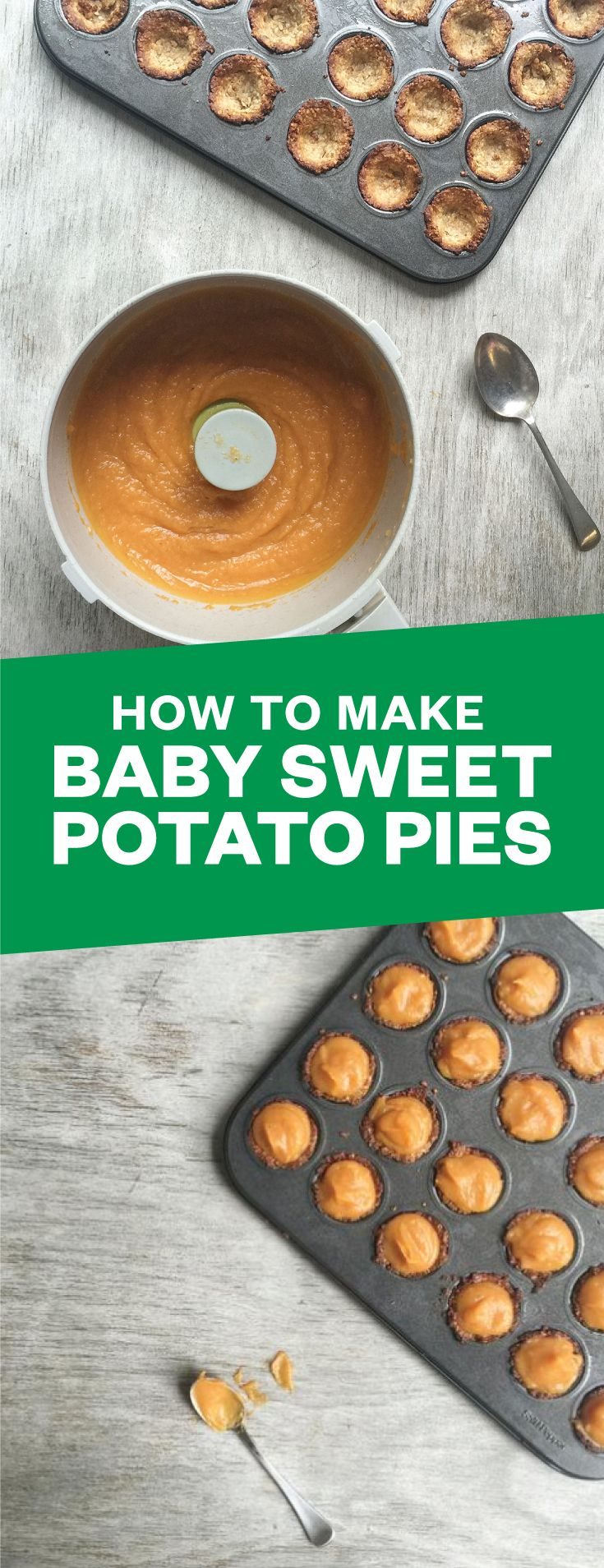 Ever wonder how to make baby pies out of sweet potatoes? This healthy recipe is sweet enough for a dessert treat, or as an appetizer or snack when having friends over. You just need a few simple ingredients including sweet potatoes, coconut milk and nutmeg among a few others. Let us know what you think by leaving a comment below!