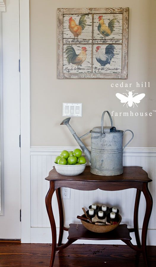 Easy Fall Touches that anyone can do from Cedar Hill Farmhouse 894 best DIY French Country Decor   Rustic Farmhouse images on  . Diy French Country Wall Decor. Home Design Ideas