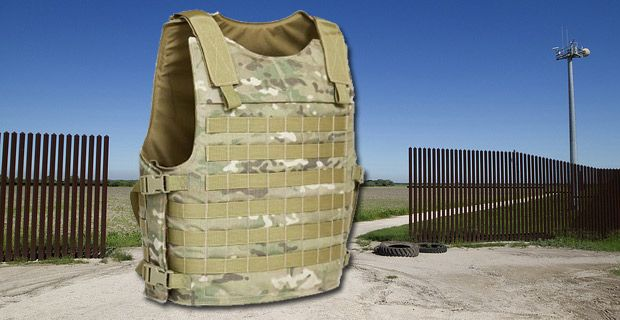 Border Patrol Buys Body Armor Capable of Stopping AK-47 Rounds Amid ISIS Threat | RedFlagNews.com
