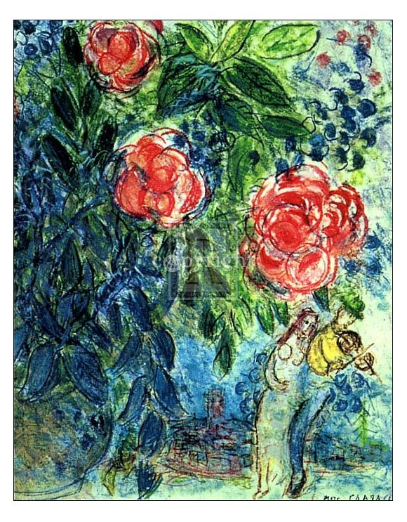 71 best images about chagall on pinterest sun ballet for Biographie de marc chagall