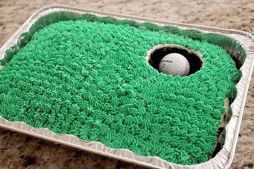 Golf Cake allisondietz