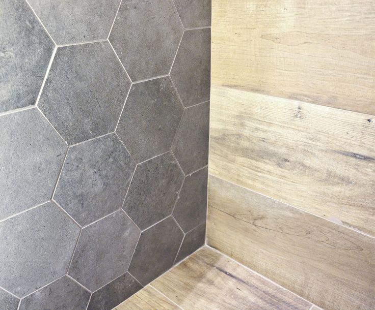 #viverto #InspiracjeViverto #łazienka #bathroom #beautiful #perfect #pomysł #design #idea #nice #cool #inspiration #szarość #szary #grey #nowoczesność #nowocześnie #minimalizm #minimalistic #płytki #tiles  #industrializm #industrialnie #wow #moda #trend #drewno #drewnopodobne #imitacja #wood #wooden
