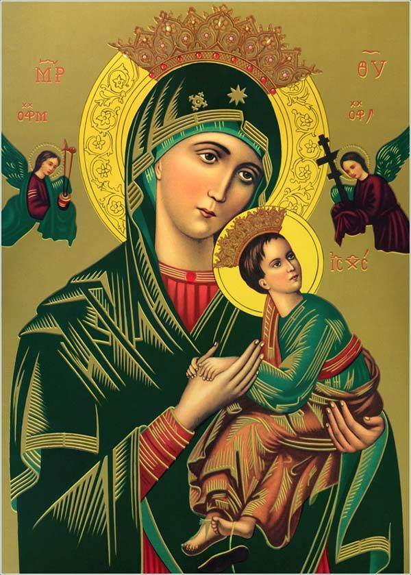 Prayer for Financial Help to (Our Lady of Perpetual Help)