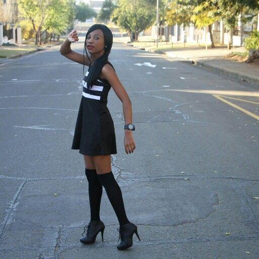 schoolgirl look with a modern twist for June 16