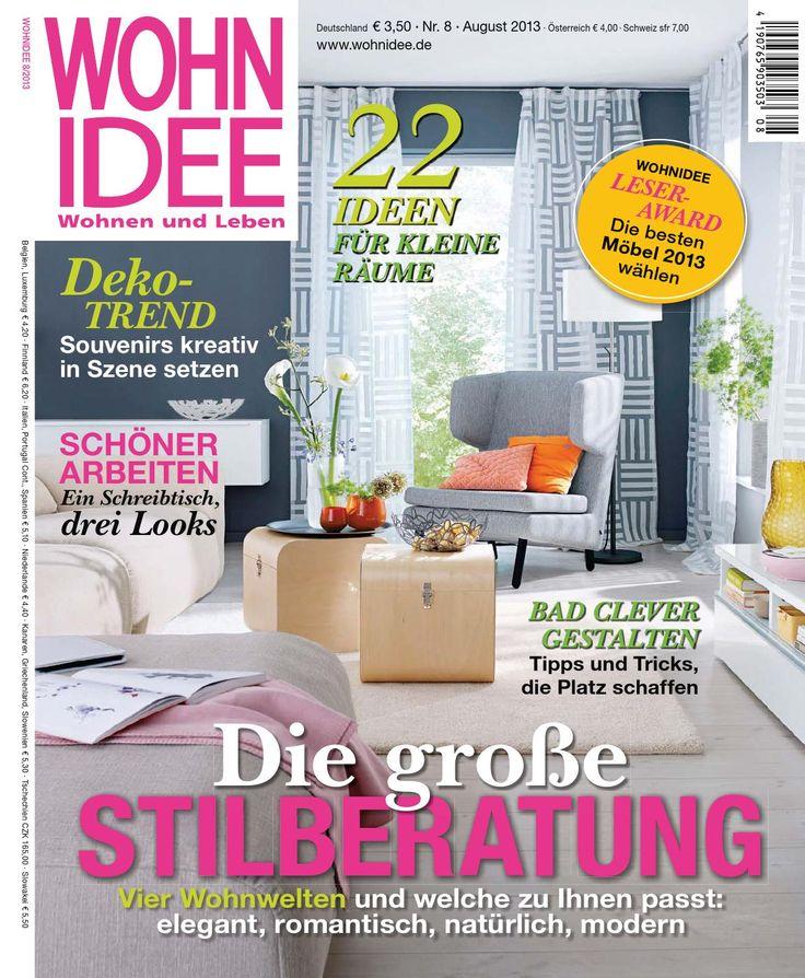 77 best cover magazines images on pinterest magazine for Wohn magazine