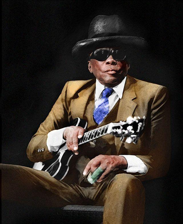 John Lee Hooker - Bluesman!