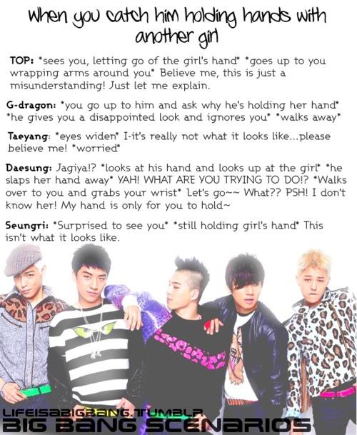 Kpop+Smut+Scenarios | Big Bang is VIP♥ @cle318  ..this is funny!