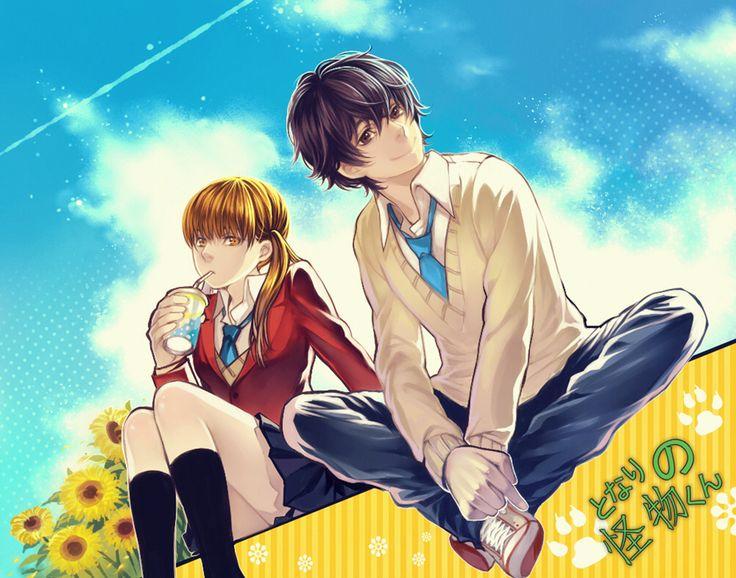 Monster dating manga
