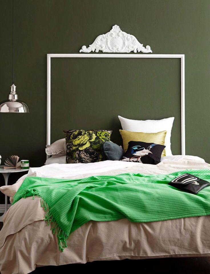 Die besten 25+ Eine wand schmücken Ideen auf Pinterest - dekoideen mit textilien kreieren sie gemutliche atmosphare zuhause