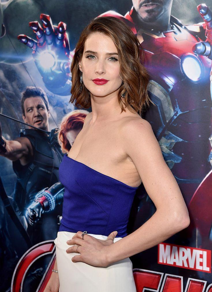 Cobie Smulders Photos - Premiere Of Marvel's 'Avengers: Age Of Ultron' - Red Carpet - Zimbio
