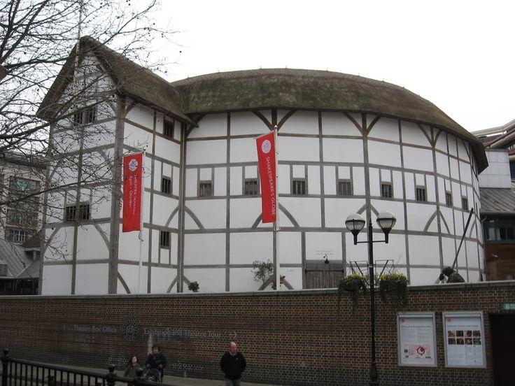 Globe theater London