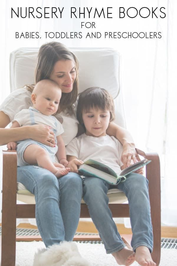 Selection Of The Best Nursery Rhyme Books For Young Children From Touch And Feel To Counting Rhymes Clic Treasuries That You They Will Love