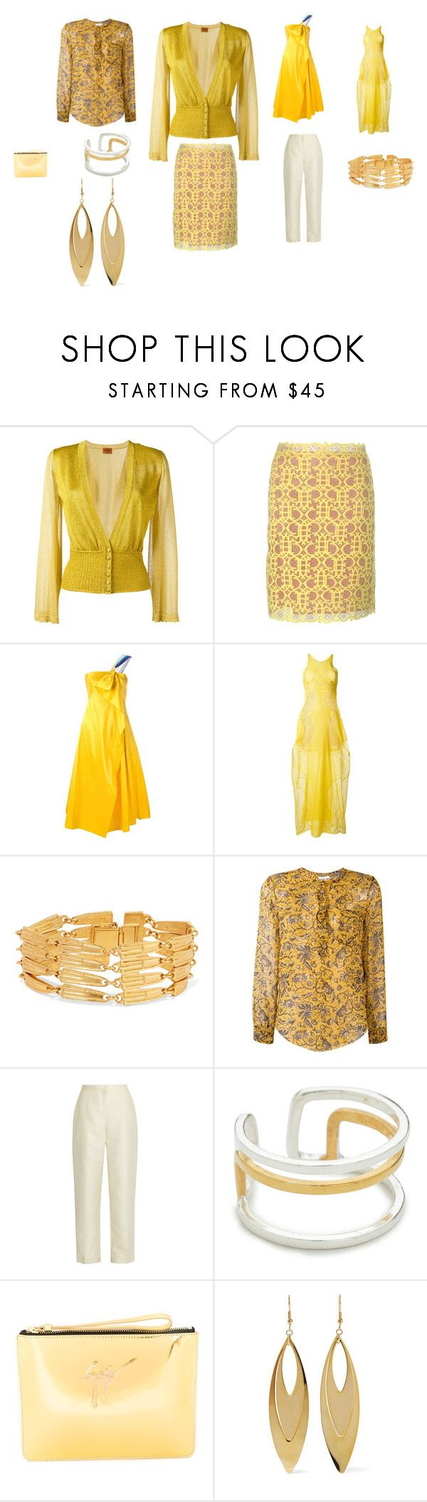 """world of fashion"" by emmamegan-5678 ❤ liked on Polyvore featuring Missoni, Emilio Pucci, Peter Pilotto, STELLA McCARTNEY, Ben-Amun, Étoile Isabel Marant, Brock Collection, Maya Magal, Giuseppe Zanotti and Kenneth Jay Lane"