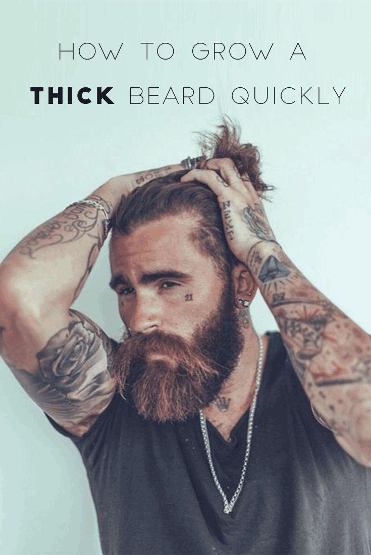 3168 best beards images on pinterest beard man beard style and grow a thick beard quickly hexwebz Choice Image