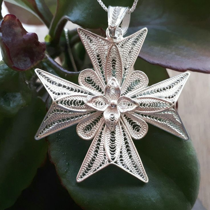 For handmade silver filigree visit this etsy shop
