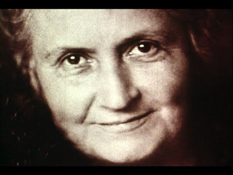 MARIA MONTESSORI - průkopnice školní výuky a bojovnice za ženská práva.