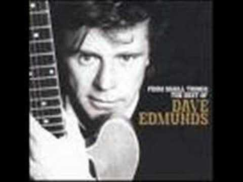 Welsh singer/guitarist Dave Edmunds turns 71 today - he was born 4-14 in 1944. Over the US and internationally he's best known for his 1970 hit, I Hear You Knocking. Here's that song.